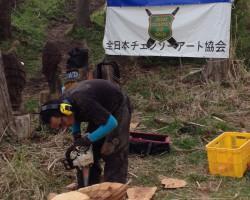 神奈川大会応援カービング