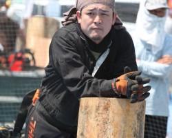 第14回日本チェンソーアート競技大会in東栄2014